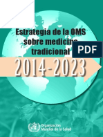 Estrategia OMS MTC 2014 Español