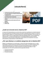 Vitamina d3 Colecalciferol 6229 Mgzvi9
