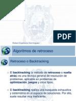 Sesión 06 - Algoritmos de Retroceso