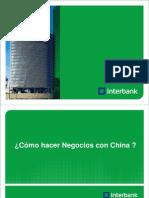 Presentacion China a Clientes IBK