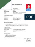 Contoh Daftar Riwayat Hidup (CV).pdf