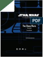 D20 Star Wars - Clone Wars Sourcebook - The Jedi Order