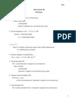 PIRT NDT Basic Formulae11b