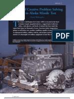 07 Months of Creative Problem Solving Lead to Alaska Missile Test 200907