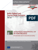 Baltic Cultural and Tourism Route Fortresses 2005_2007-1