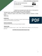 Proposta de Trabalho de Apresentacao Oral-10o Ano Bg
