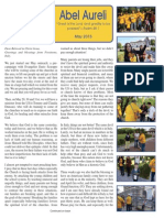 """2 """"Operation Italy May 2015 Newsletter"""""""