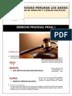 Tarea 2 Derecho Procesa Penal I
