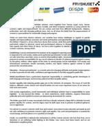 WoMidan Declaration