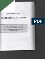 contratos aleatorios