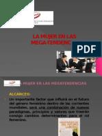LA MUJER EN LAS megatendencias.pptx