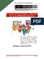 2014_Plan de Accion Mejora de Los Aprendizajes Azgr Nuevo