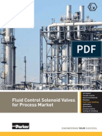 Fluid Control Solenoid Valves for Process Market - FCDE 1120UK
