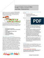 P&C December Newsletter
