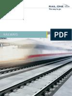 Railways en 2011 eBook