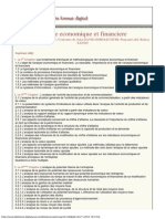 Analyse Economique Et Financiere