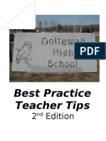 OHS Best Practice Teacher Tips Volume 2 Full Color