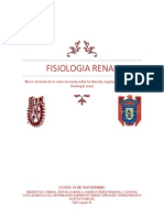 Fisiologia Renal Final