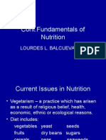 Fundamentals Nutrition