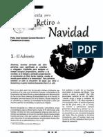 Revista Discípulos - Propuesta Para Un Retiro de Navidad-2