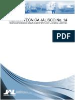 Norma Tecnica Jalisco