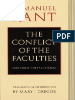 Kant, Immanuel - Conflict of the Faculties (Abaris, 1979)
