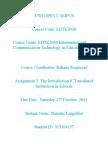 uwi open campus edtk assignment 2