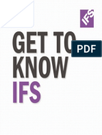 Get to know IFS