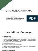 La Civilizacion Maya
