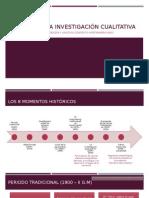 Historia de La Investigación Cualitativa