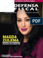 Defensa Fiscal. Noviembre 2015