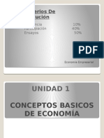 Economía Mecanica