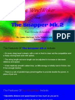 the snapper mk 2