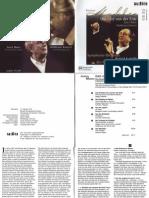 Booklet for das von lieder