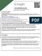 Disclosure Danish IPO Prospectuses