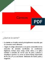 Presentacion Del Apartado de Carnicos