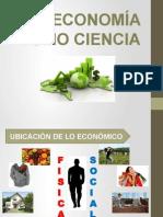 La Económia Como Ciencia - Expo