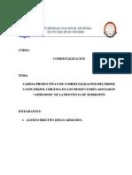 Comercializacion Frijol Caupi