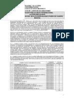 Acta de Junta de Aclaraciones Mat Curacion 2015