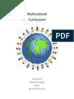 meadow lane nursery school multicultural curriculum
