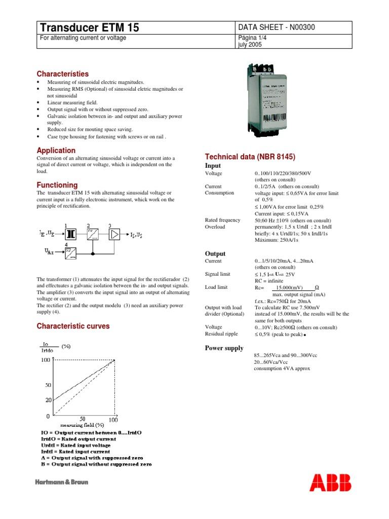 ETM15EN | Power Supply (32 views)