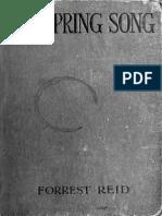 Forrest Reid - Spring Song
