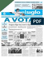Edición Impres Elsiglo 06-12-2015