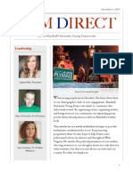 Dem Direct Newsletter