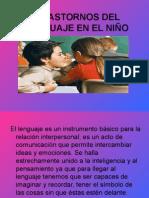 trastornosdellenguajeenelnio-110430164214-phpapp01