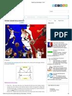 Teknik Dasar Bola Basket ~ PJOK