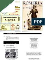 Romeria San Isidro del Villar