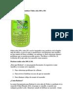 Revivir Nokia Asha 200 y 201