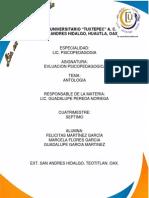 Antologia Guadalupe