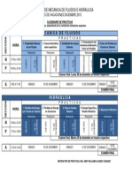 Calendarizacion Laboratorio Diciembre 2015